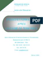 Brochure Terminale 2004