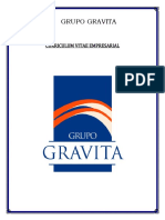 Curriculum Vitae Empresarial Gravita