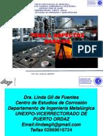 Tema i. Aspectos Basicos de La Corrosion