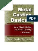 Metal Casting Vol1