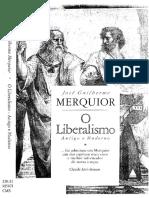 Merquior - Liberalismo - Antigo e Moderno