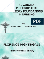 FOUNDATIONS IN NURSING
