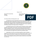 Joint Letter on ICE Budget