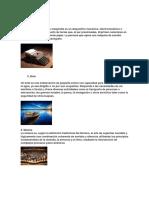 Fichas Para Trabajos y Exposiciones de Seminarios