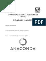Instalacion Anaconda