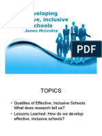 Developing Effective, Inclusive Schools_McLeskey