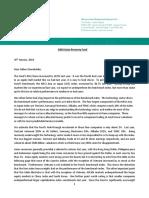 2018-01-24 Chairman's Statement ARF