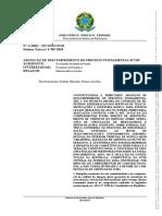 Sistema de Crédito de ICMS de Energia é Constitucional, Defende PGR