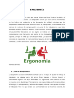 Parte 01 - Ergonomía