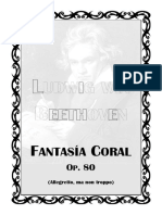 Fantasía Coral