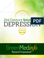 21st Century Solutions to Depression