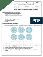 Relatório Experimental Aula 05 Ressonância Figuras de Chladni