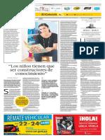 Fiorella en El Comercio 20 04 2015 Pag A24