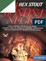 La montana negra - Rex Stout.pdf
