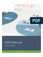 CMS Manual (Franchises) Version 2.1
