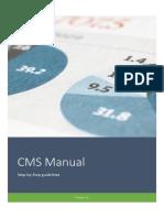 CMS Manual (Franchises) Version 2.1