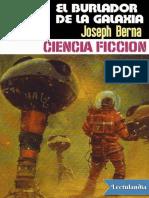 El Burlador de La Galaxia - Joseph Berna