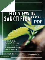 DIETER, Melvin E., HOEKEMA, Anthony a., HORTON, Stanley M., McQUILKIN, J. Roberton, WALVOORD, John F. (2011). Cinco Puntos de Vista Sobre La Santificación. Serie Counterpoints