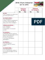 Auto Evaluation Conte