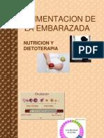 Alimentacion de La Embarazada y Lactante Enfermeria
