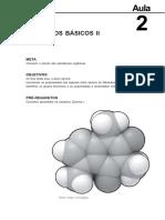 Quimica Dos Compostos Organicos i Aula 2