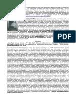 Damaso Antonio Larrañaga biografia