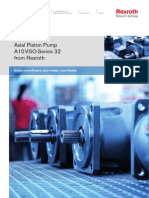 Bosch Rexroth Axial Piston Pump Catalog