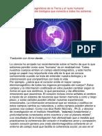 Cómo los campos magnéticos de la Tierra y el 'aura humana' transportan información biológica que conecta a todos los sistemas vivos.docx