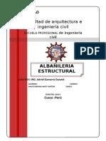 ALBAÑILERIA ESTRUCTURAL INFORME.docx
