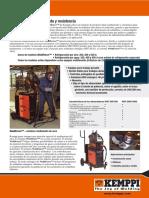 BROCHURE KEMMPI WELDFORCE (KEMPPI).PDF
