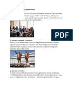 Los 10 Estilos de Liderazgo Organizacional
