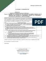 Sol01-Fa01 Solicitud de Factibilidad de Suministro Electrico