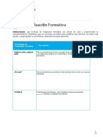 Formtive Assessment Examples SP