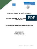 Ficha Técnica de apertura del Diplomado en Neuropsicología.doc