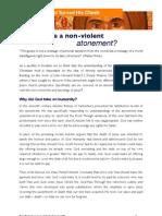 Non Violent Atonement
