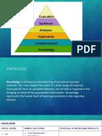 Activity on Critical Thinking Skills