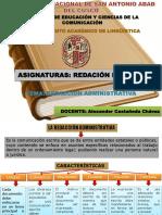 ejemplos  de  redaccion    carlos  perez.pptx