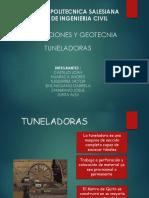 TUNELADORAS