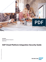SAP CloudIntegration SecurityGuide External
