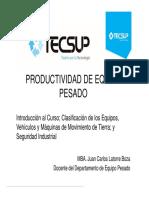 PRODUCTIVIDAD DE EQUIPO PESADO.pdf
