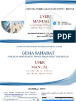 User Manual Pendaftaran Website Hipertensi