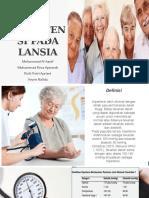Kelompok 5 Hipertensi Pada Lansia