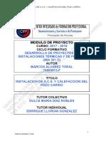 Instalación de Acs y Calefacción Del Pozo Carrio_ima301d