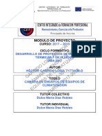 Cámara de Ensayos de Equipos de Climatización_IMA301D