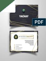 Tarjeta Oficial