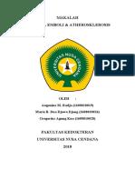 Arterial embolism, atherosklerosis klpk 19 fix.docx