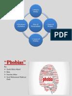 Phobias Group Presentation