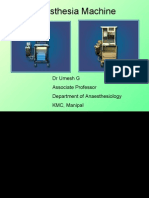 Anaesthesia Machine and Breathing Systems [BME]