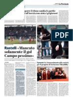 La Provincia Di Cremona 10-02-2019 - Rastelli