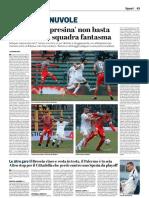 La Provincia Di Cremona 10-02-2019 - Polpacci & Nuvole